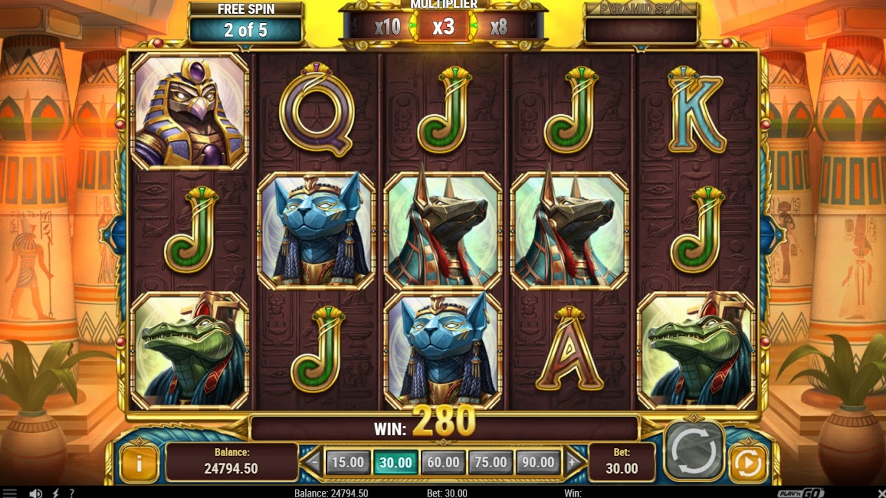 Играть бесплатно в онлайн слот Aladdin's Legacy