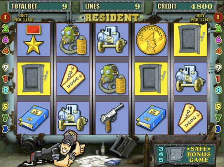 Игровые Автоматы 25 линий 25-ти Линейный Слоты на.