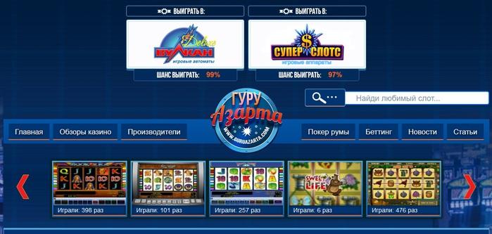 Рейтинг лучших онлайн казино Белоруссии