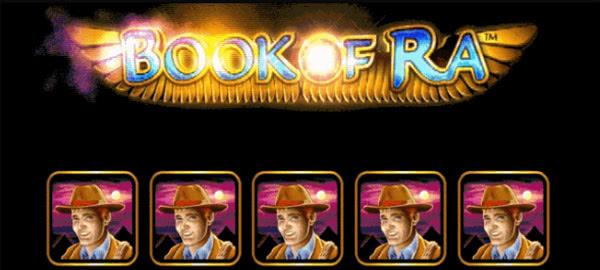 Игровой автомат Book of Ra Deluxe Книжки — играть бесплатно