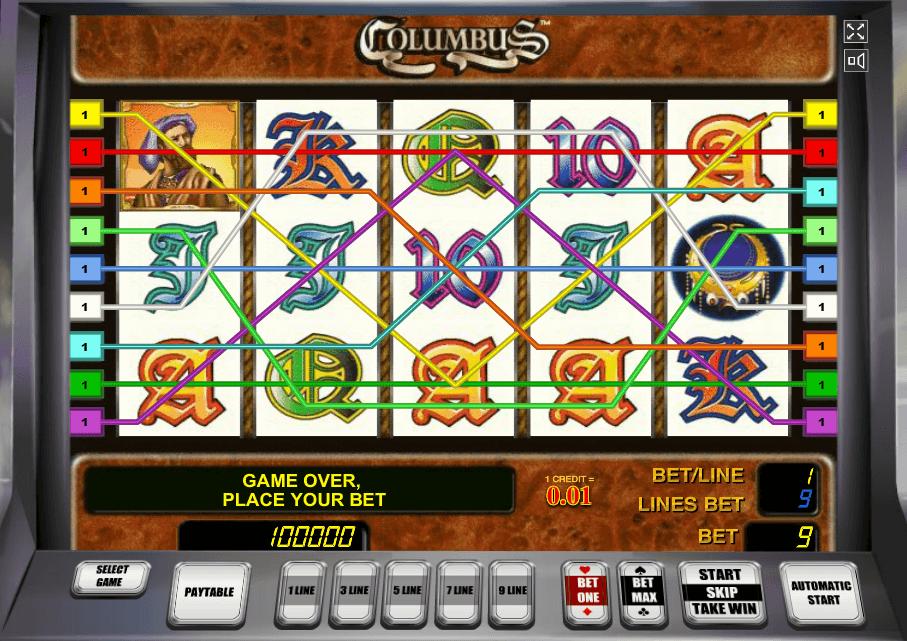 Самые играющие слоты в казино колумбус - Казино Columbus.